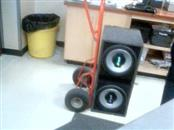 INFINITY Car Speakers/Speaker System 12INCH SUBS / BOX